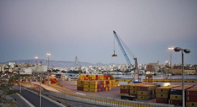 Αποτέλεσμα εικόνας για cosco piraeus ΠΕΡΙΦΕΡΕΙΑ ΑΤΤΙΚΗΣ